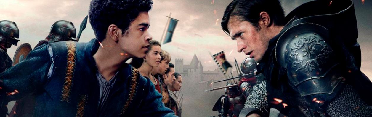 Netflix опубликовали новый трейлер мини-сериала «Письмо королю»