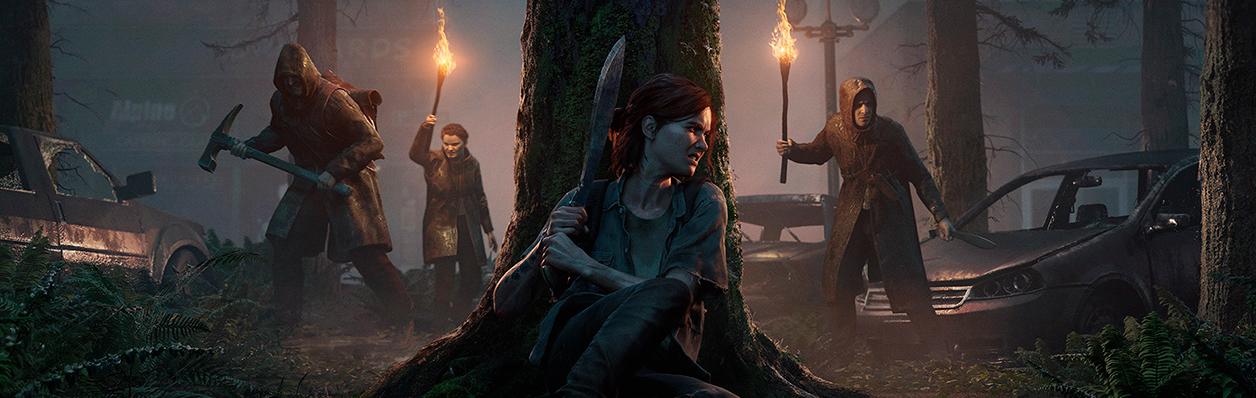 Новый рекламный ролик игры The Last of Us Part 2