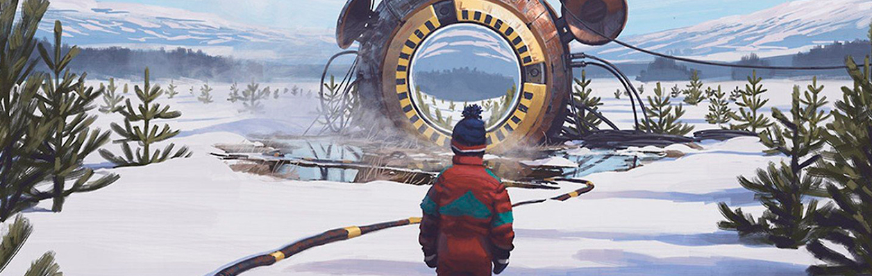 Первый постер и трейлер научно-фантастического сериала Tales From the Loop