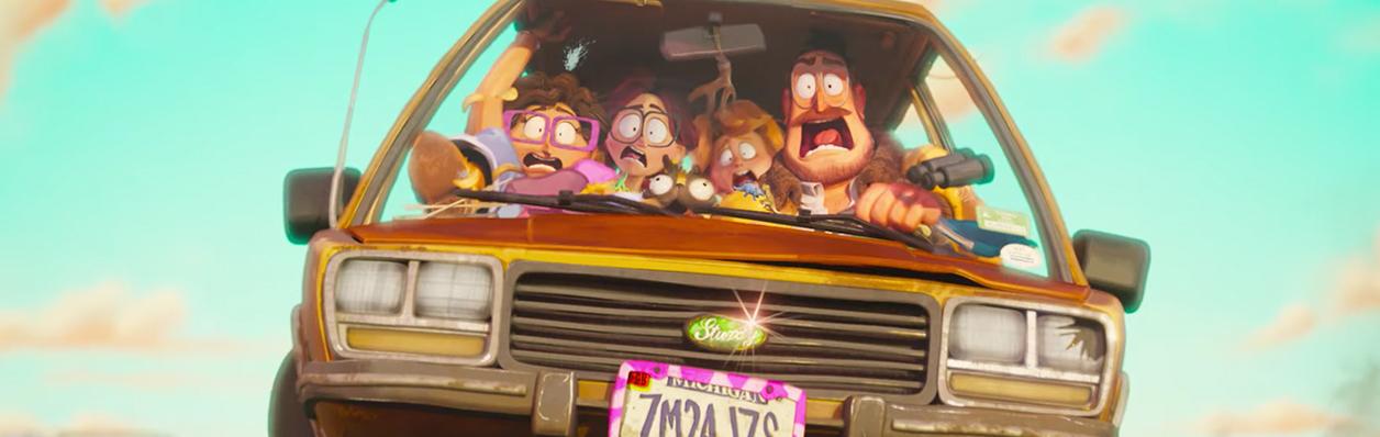 Sony представили первый трейлер мультфильма «На связи»