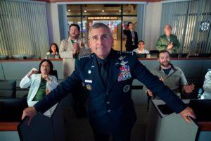 Первые кадры сериала «Космические силы» от создателей «Офиса» и Netflix