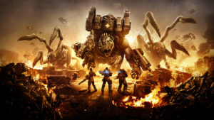 Трейлер тактического спин-оффа серии Gears of War