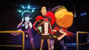 Шведская студия Toadman опубликовала трейлер игры Minimal Affect, которая представляет из себя комедийную научно-фантастическую ролевую игру пародирующую серию Mass Effect
