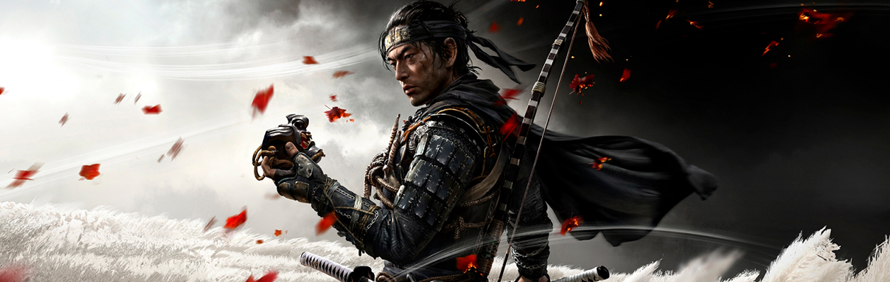 Assassin's Creed в японском сеттинге — 18 минут полноценного геймплея игры Ghost of Tsushima