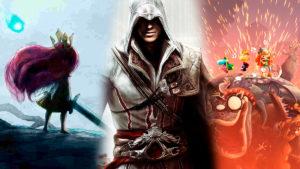 Ubisoft бесплатно отдают сразу три игры: Child of Light, Rayman Legends и Assassin's Creed II