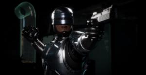 Робокоп в трейлере сюжетного дополнения к файтингу Mortal Kombat 11