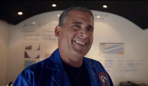 Новый трейлер сериала «Космические войска» со Стивом Кареллом