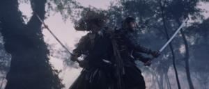Новый трейлер игры Ghost of Tsushima от Sony