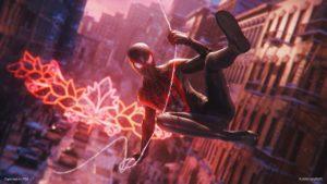 Первый трейлер и скриншоты игры Spider-Man: Miles Morales
