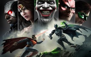 Супергеройский файтинг Injustice бесплатно раздают на консолях и PC