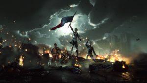 Анонс новой игры Steelrising от разработчиков GreedFall