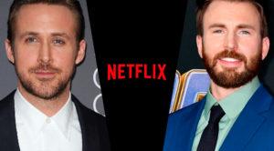 Райан Гослинг поохотится на Криса Эванса в новом экшен-триллера от режиссёров кинокомикса «Мстители: Финал»