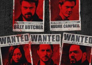 Море крови, жестокость и крутая музыка - новый тизер-трейлер и постер второго сезона «Пацанов»