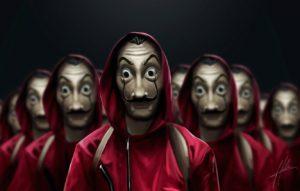 Netflix продлил сериал «Бумажный дом» на пятый сезон