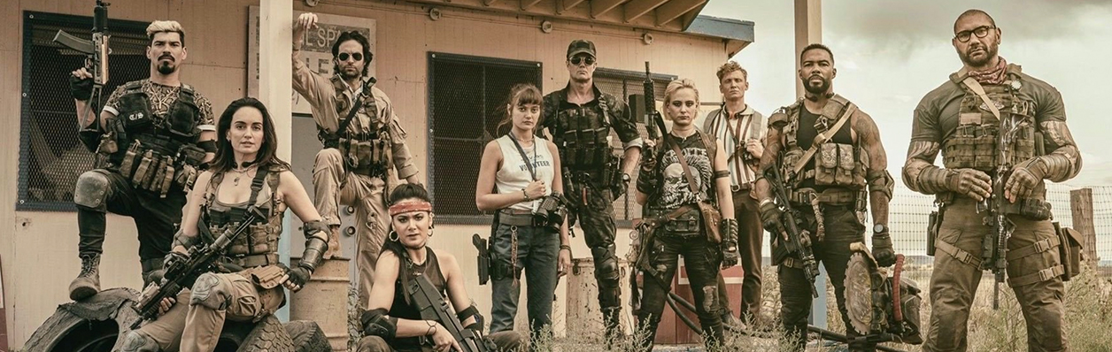 Зомби-экшен Зака Снайдера «Армия мертвецов» получит приквел и аниме-сериал от Netflix