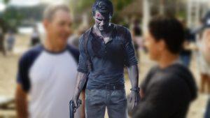 Нейтан встретился с Нейтаном: В сети появилась новая фотография съёмок киноадаптации «Uncharted»