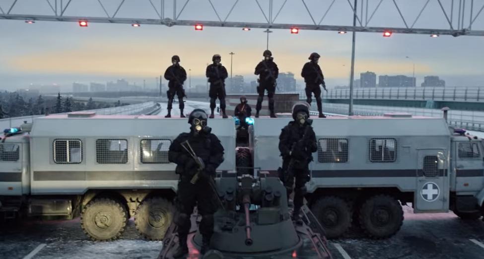 Российский сериал «Эпидемия» покоряет иностранных зрителей