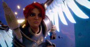 Геймплейный трейлер игры Immortals Fenyx Rising