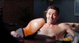 Видео: Голый Хью Джекман в рекламном ролике австралийского обувного бренда R.M. Williams