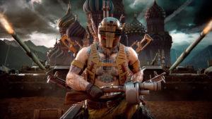 Эпичное преображение Тачанки в Rainbow Six Siege - обновление уже доступно