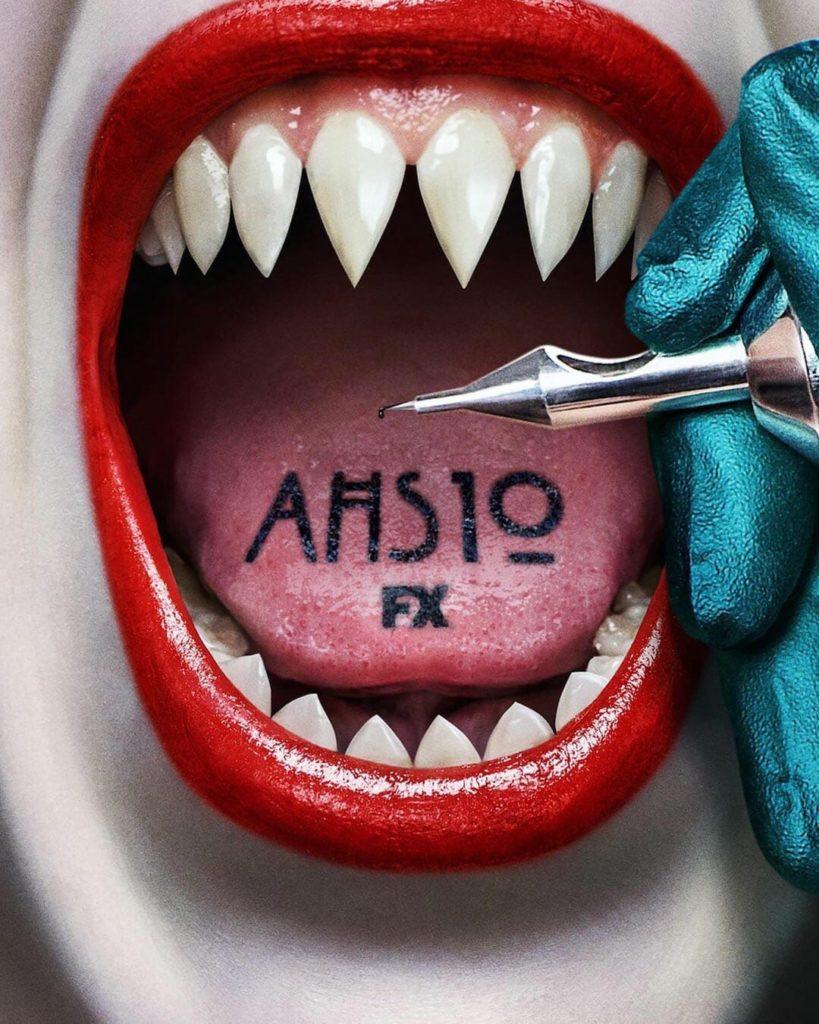 Первый постер десятого сезона «Американской истории ужасов»