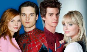 Эндрю Гарфилд и Тоби Магуайер появятся в триквеле «Человека-паука» с Томом Холландом
