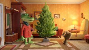 «Союзмультфильм» представит новогоднюю короткометражку «Чебурашка. Секрет праздника»