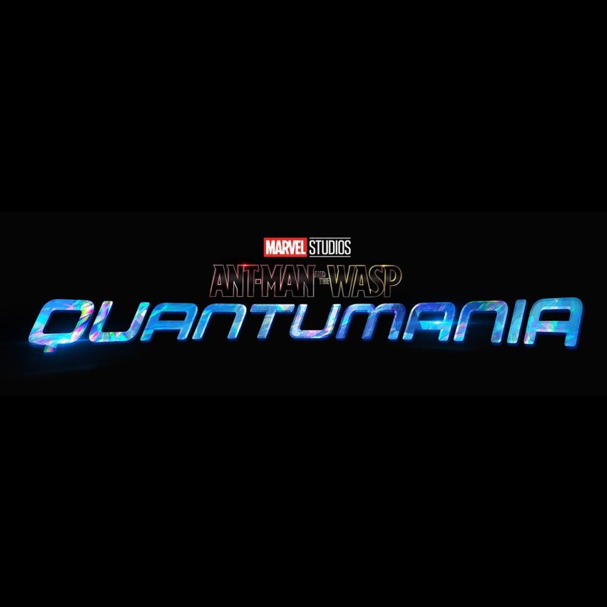 Логотип «ANT MAN AND THE WASP: QUANTUMMANIA»