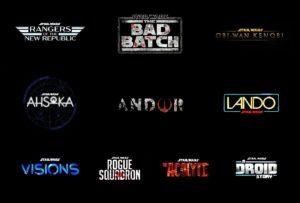 «Disney Investor Day»: Главные анонсы по фильмам и сериалам во вселенной «Звёздных войн»