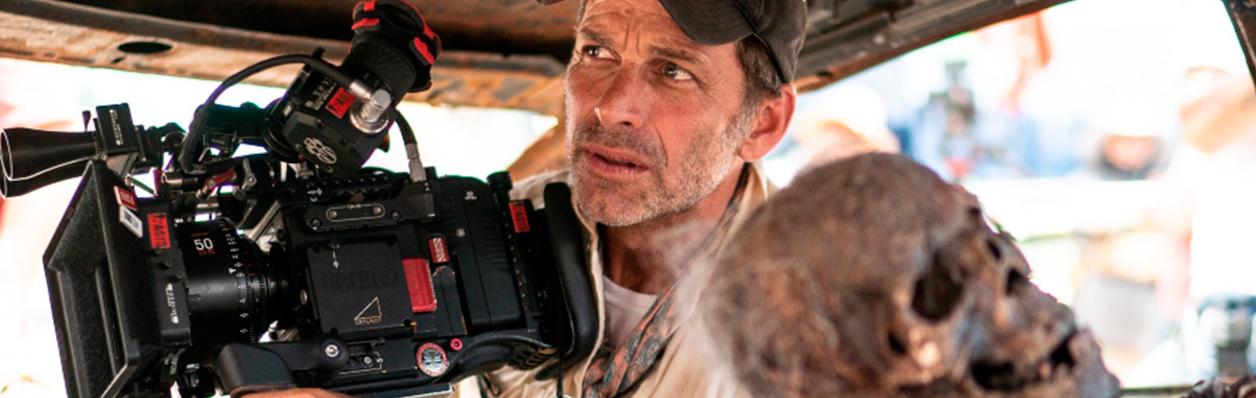 Зак Снайдер сообщил о завершении съёмок фильма «Армия мертвецов: Приквел»