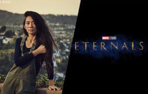 Постановщица кинокомикса «Вечные» Хлоя Чжао рассказала о работе с Marvel