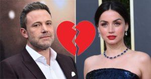 СМИ: Бен Аффлек и Ана де Армас расстались спустя год отношений