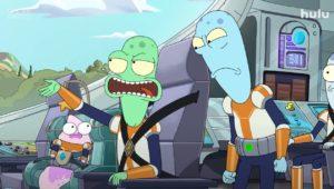 Тизер второго сезона мультсериала «Обратная сторона Земли»