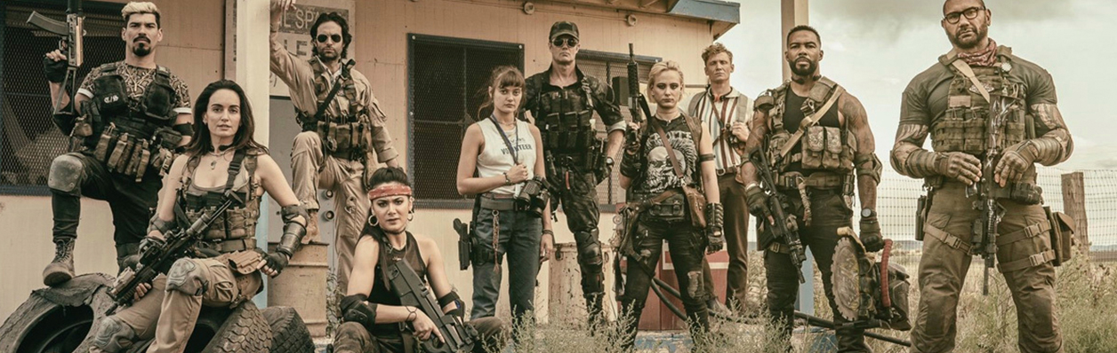 В сети появились первые кадры зомби-экшена «Армия мертвецов» от Зака Снайдер