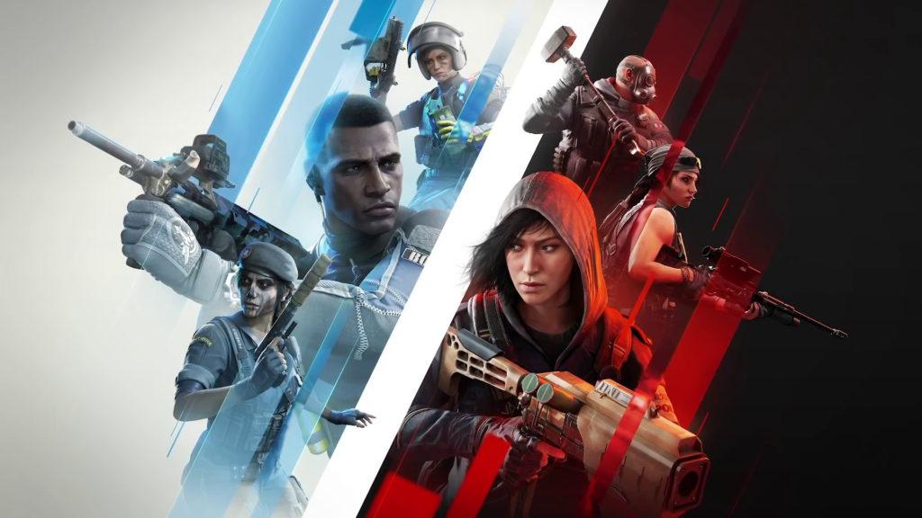 Новый постер Rainbow Six Siege.