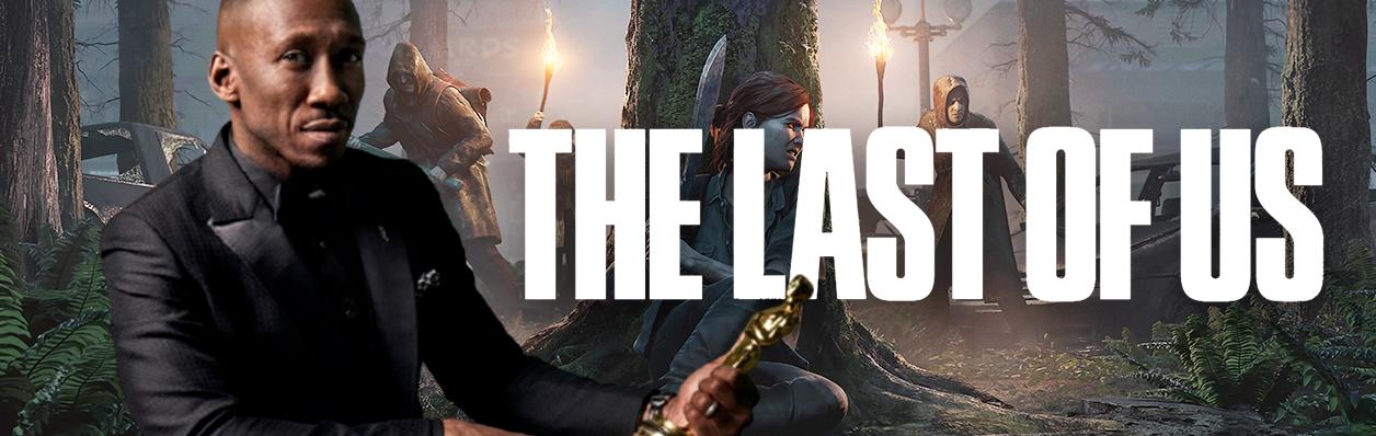 Слух: Махершала Али получил предложение сыграть Джоэла в сериале по игре The Last of Us
