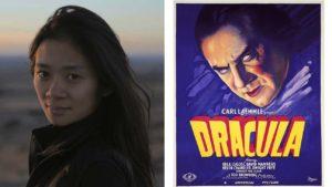 Постановщица фильмов «Земля кочевников» и «Вечные» возьмётся за нового «Дракулу»