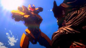 Трейлер аниме-сериала «Тихоокеанский рубеж: Тьма»