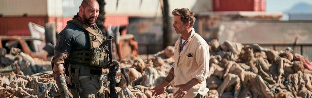 «Уцелевшим достанется всё»: Netflix представили первый тизер зомби-экшена Зака Снайдера «Армия мертвецов»