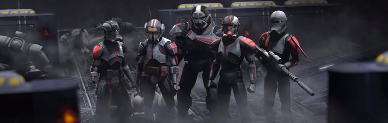 Трейлер мультсериала «Звёздные войны: Бракованная партия» — премьера состоится 4 мая
