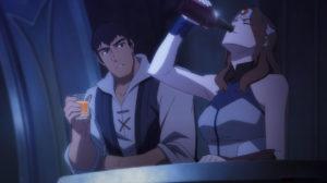 Полноценный трейлер аниме-сериала «DOTA: Кровь дракона»