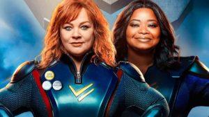 Мелисса МакКарти и Октавия Спенсер превращаются в супергероинь в дебютном трейлере экшен-комедии «Сила грома»