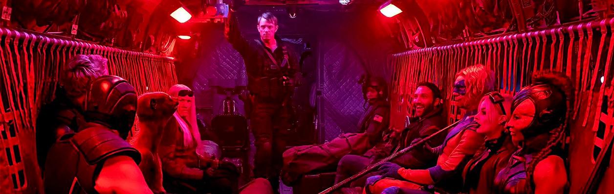 В сети появился дебютный трейлер кинокомикса «Отряд самоубийц» от Джеймса Ганна