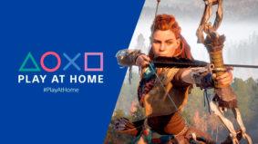 Horizon Zero Dawn можно скачать бесплатно в PS Store
