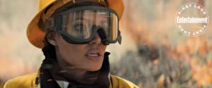 В сети появились первые кадры триллера «Те, кто желает мне смерти» с Анджелиной Джоли