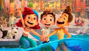 Disney и Pixar опубликовали новый трейлер мультфильма «Лука»