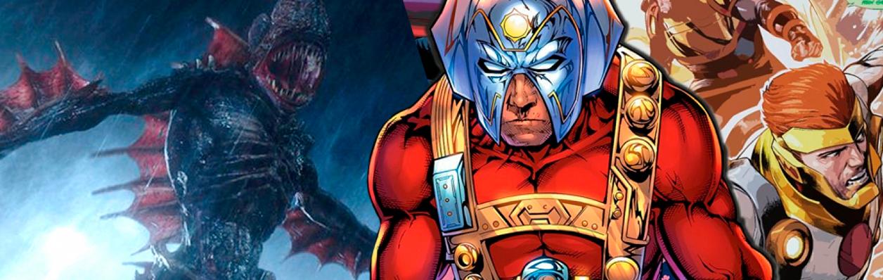 Warner Bros. и DC Films отказались от разработки фильмов «Новые боги» и «Впадина» (спин-офф «Аквамена»)