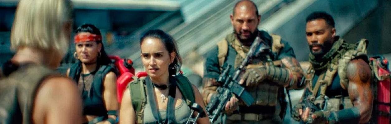 Netflix представил первый полноценный трейлер зомби-экшена Зака Снайдера «Армия мертвецов»