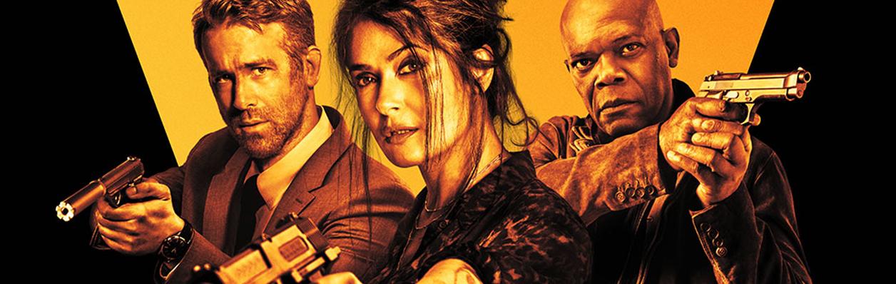 Бритни Спирс, Райан Рейнольдс, Сэмюэл Л. Джексон и Сальма Хайек в первом тизер-трейлере экшен-комедии «Телохранитель жены киллера»