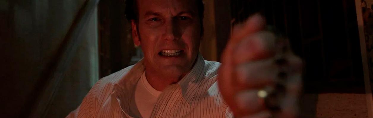 «Пожертвовать всем ради спасения»: В сети появился дебютный трейлер хоррора «Заклятие 3»
